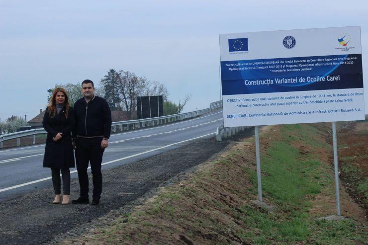 """PSD Satu Mare: """"Guvernul PSD a reușit să demareze cele mai mari proiecte de infrastructură pe care sătmărenii le așteaptă de o viață"""""""