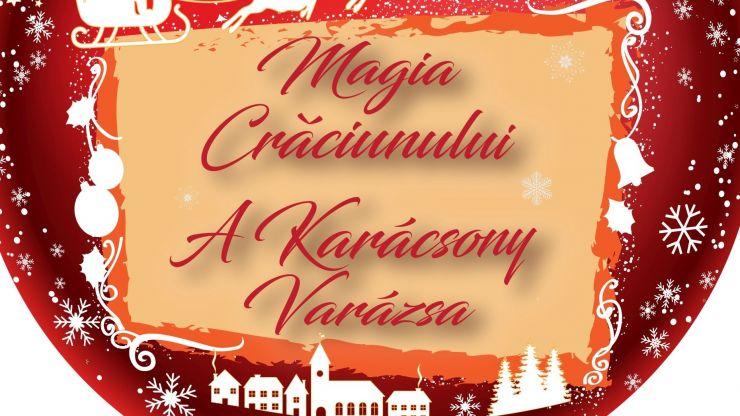 """Festivalul de Crăciun """"Magia Crăciunului"""", la Carei"""