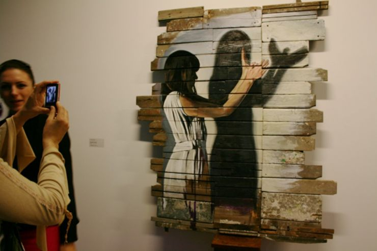 Artiști plastici din întreaga lume, prezenți la Simpozionul Internațional de Artă Contemporană de la Ardud