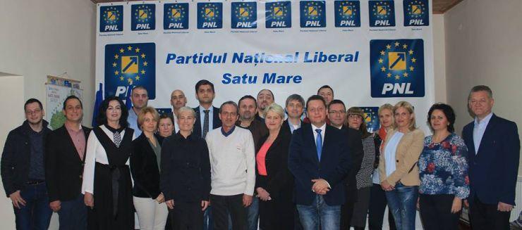 Doina Feher, noul președinte local al PNL Satu Mare