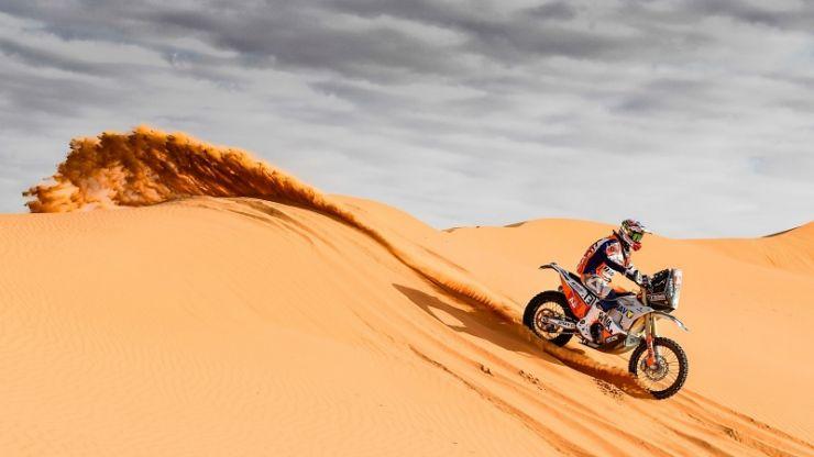 Emanuel Gyenes a ajuns în Jeddah și este pregătit de startul Raliului Dakar 2021