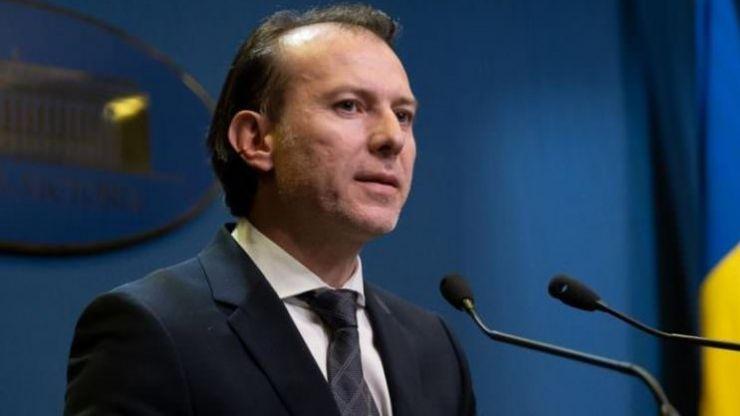 Premierul Cîțu va asigura interimatul la Ministerul Sănătății