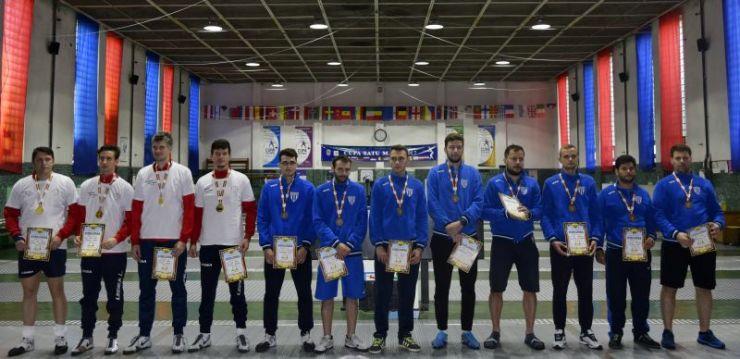 CSM Satu Mare a câștigat Campionatul Național de spadă