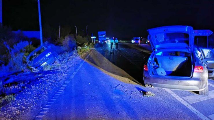 Accident cu nouă victime între Halmeu și Turulung