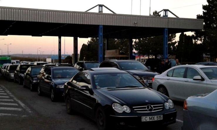 Vămile, aglomerate. Unii sătmăreni au ales să-și petreacă Ziua Națională a României în străinătate