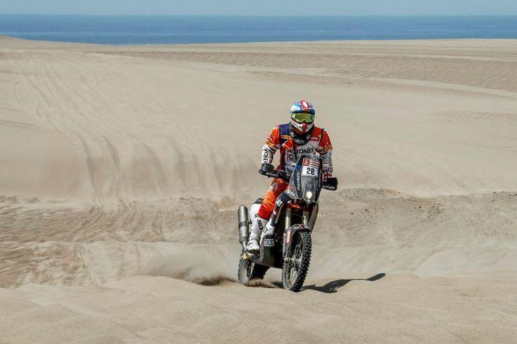 Dakar 2018 | Mani Gyenes, locul 30 la general, după primele șase etape