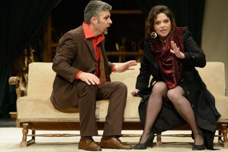 """Teatru. """"O scrisoare pierdută"""", pe scena Teatrului Național Csokonai din Debrețin"""