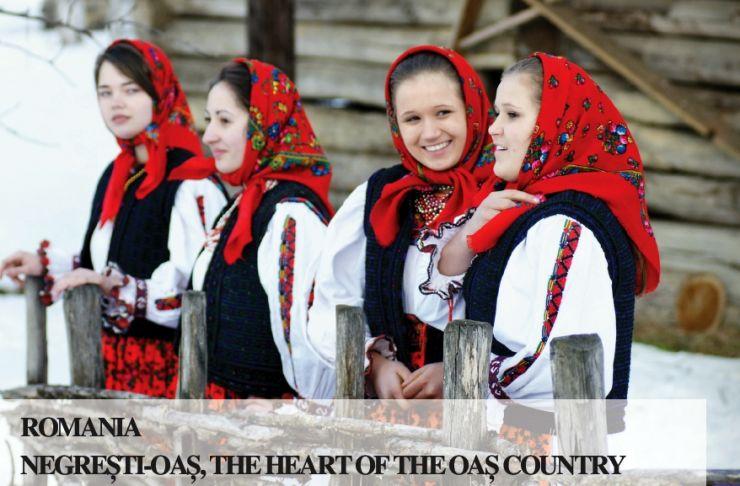 Orașul Negrești, partener oficial la târgul de turism din Varșovia
