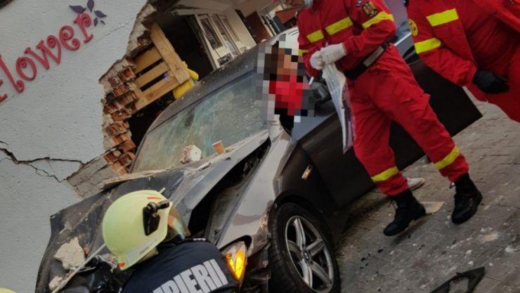 Șoferul BMW-ului, un tânăr din Marghita, cercetat pentru ucidere din culpă