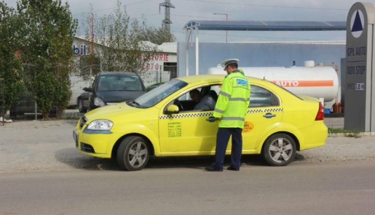 Continuă controalele printre taximetriștii sătmăreni