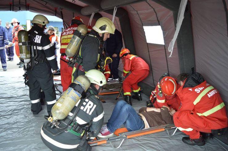 Seism 2018  | Autorităţile din Satu Mare, prezente la cutremurul major din București