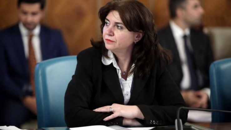 Monica Anisie anunță că grupa mare la grădiniță va deveni obligatorie