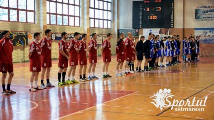 Liga Zimbrilor | Etapa a XIX-a: CSM Satu Mare 24 - 28 CSM București
