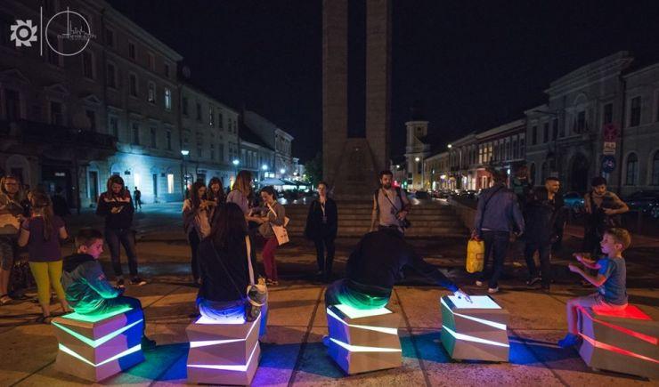 Cluj Never Sleeps revine cu un program extins de activități, în miez de zi și de noapte