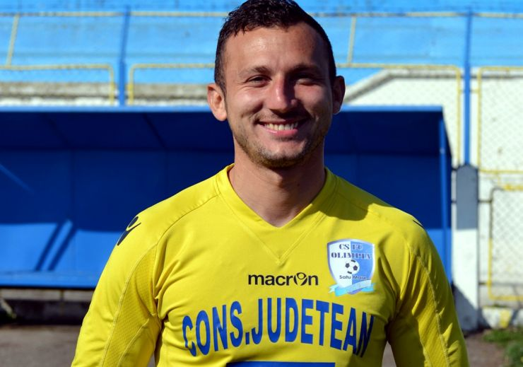 Dan Gavrilescu, antrenor secund și jucător la Recolta Dorolț