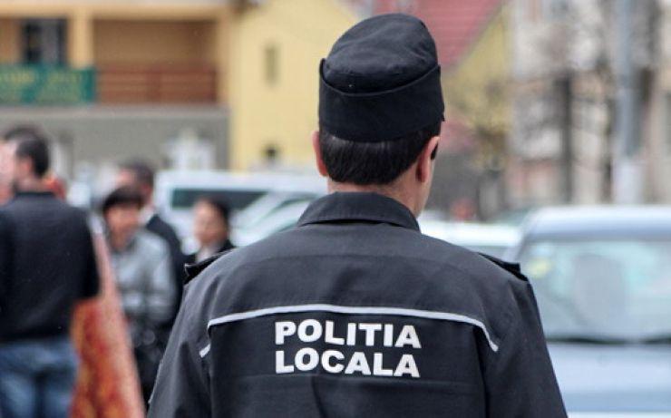 Un poliţist local a leşinat în misiune. Acesta a fost transportat la spital
