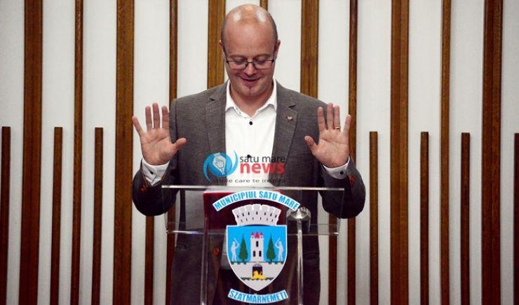 Primarul Kereskenyi răspunde declarațiilor făcute de consilierul local Radu Roca