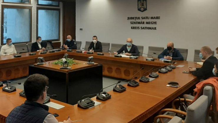 Rata de infectare în municipiul Satu Mare a coborât la 3,54 cazuri COVID-19 la mia de locuitori