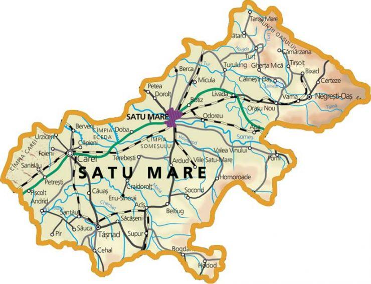 Expoziție dedicată împlinirii a 50 de ani de la reînființarea județului Satu Mare (1968-2018)