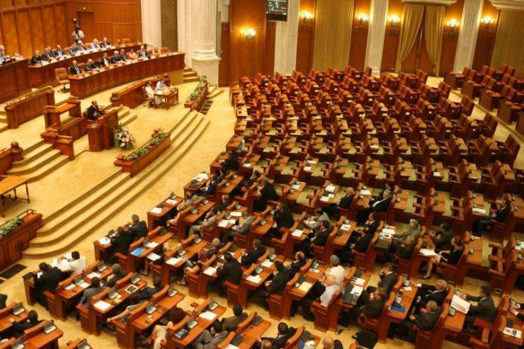 Guvernul Cioloș, respins în Parlament