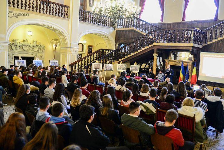 100 de ani de la Unirea Basarabiei cu România, la Castelul din Carei