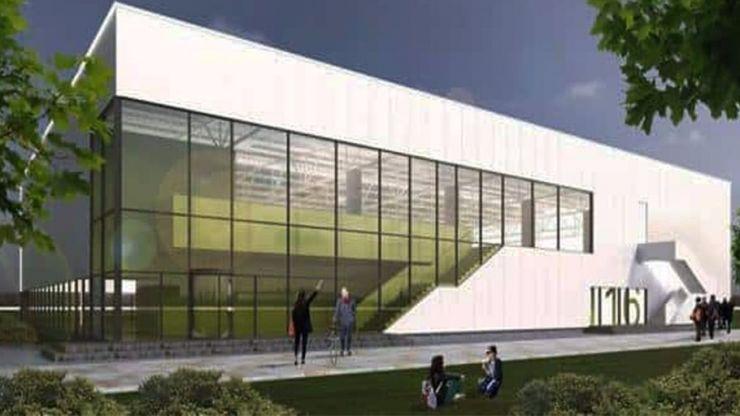 Orașul Negrești-Oaș va avea o Sală de sport ultramodernă, la Stadion