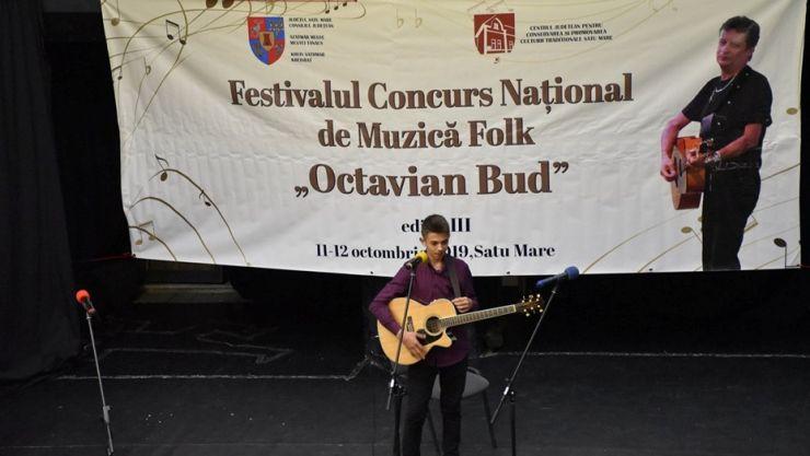 """Marele Premiu al Festivalului """"Octavian Bud"""", câștigat de Adrian Lupescu din Satu Mare"""