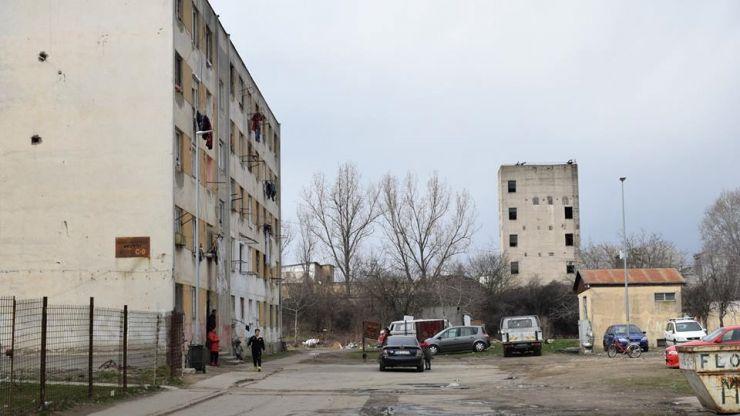 Acțiuni ale Poliției Locale în zona Ostrovului. Mai multe persoane, evacuate