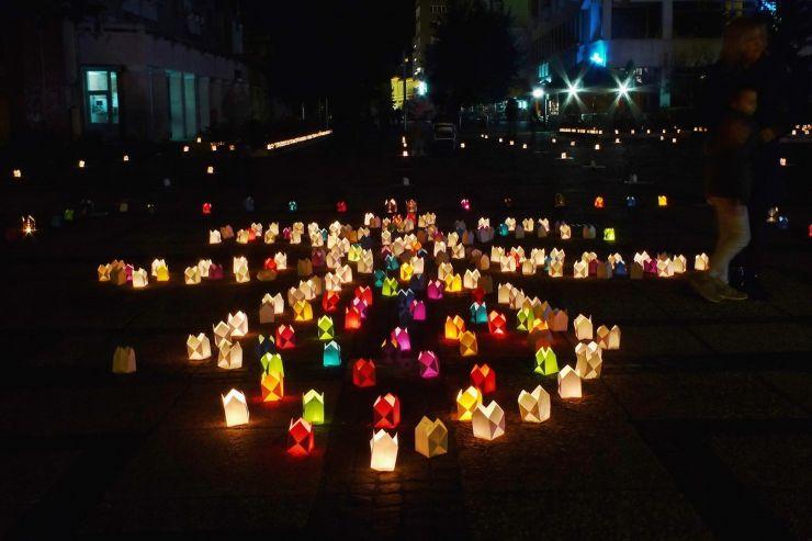 3000 de lampioane vor lumina Sătmarul sâmbătă