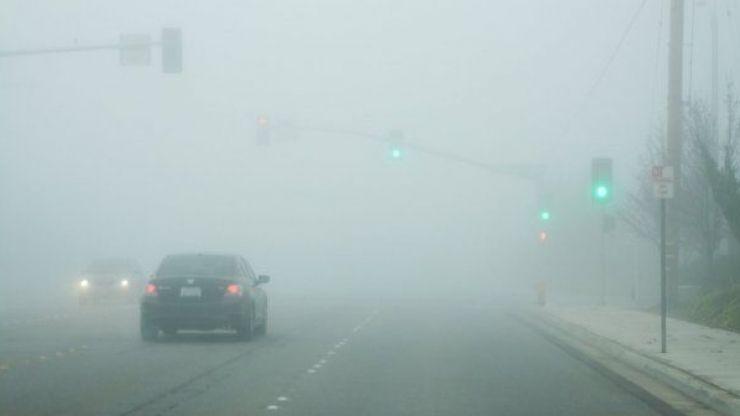 Alertă ANM | Vizibilitate redusă de ceață în județul Satu Mare