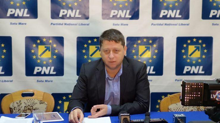 """Deputatul PNL Romeo Nicoară: """"Acum, avem certitudinea că PNL a devenit PRIMA forță politică a țării"""""""