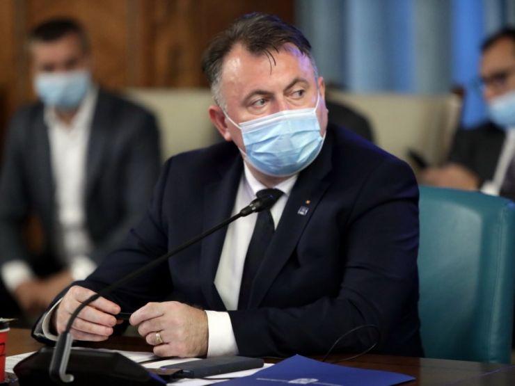 Ministrul Sănătății anunță că pacienții asimptomatici vor putea fi externați în termen de 10 zile