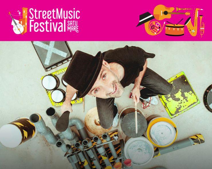 În weekend are loc Street Music Festival. Sloganul acestei ediții este: Îndrăgostește-te de Satu Mare!