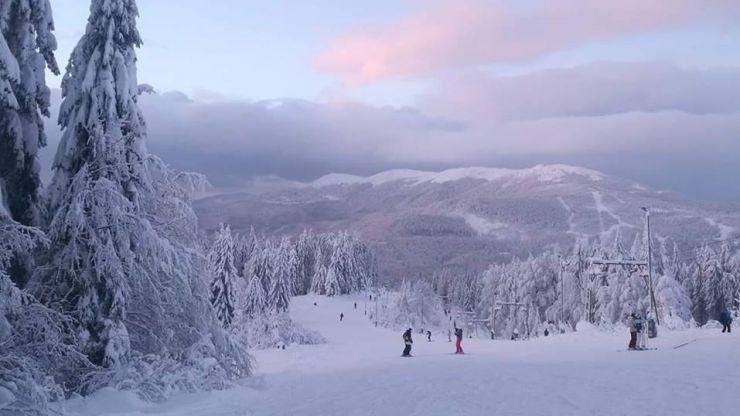 S-a deschis sezonul de schi la Cavnic