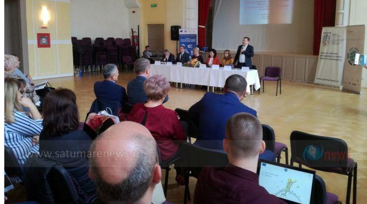 Zeci de reprezentanți ai Direcțiilor de Asistență Socială din țară, prezenți la Satu Mare
