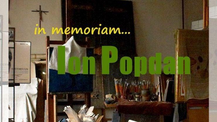 """Expoziţie """"In memoriam ION POPDAN"""" la Muzeul de Artă"""