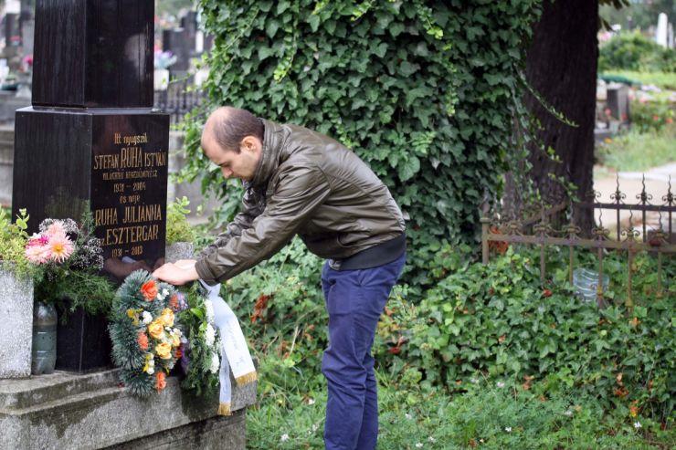 In memoriam Ștefan Ruha