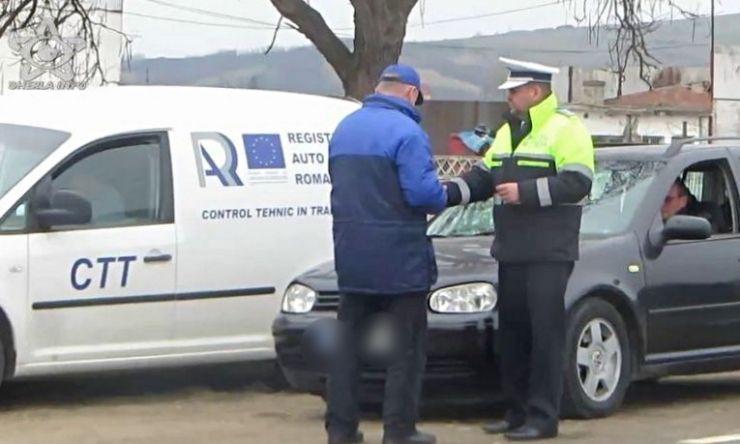 Acțiune a polițiștilor și a RAR în Livada