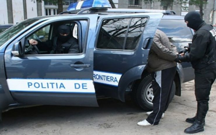 Căutat de autoritățile din Rusia pentru vătămare corporală gravă, prins la Petea