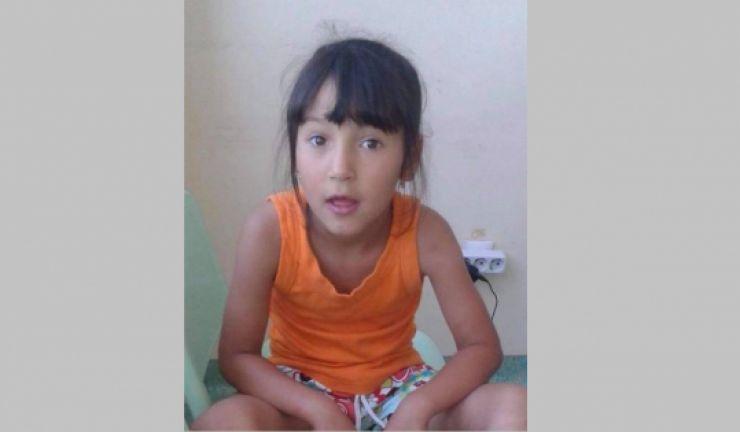O fetiță de 9 ani a dispărut de la domiciliul mătușii sale
