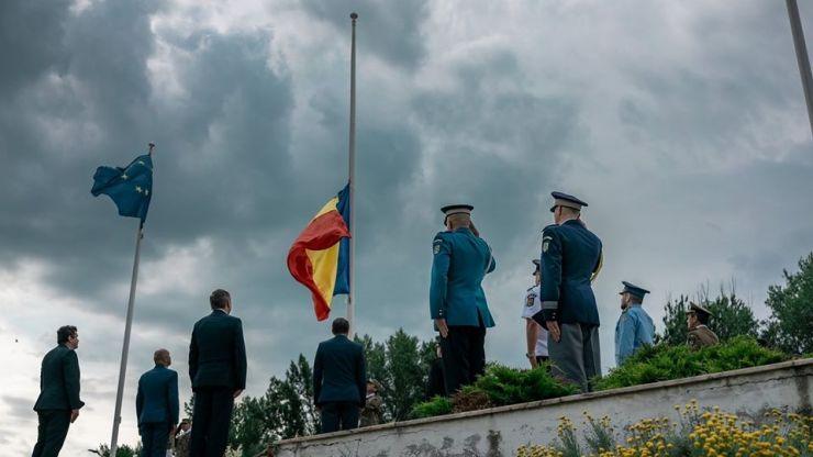 Ziua Drapelului Național al României, marcată la Satu Mare