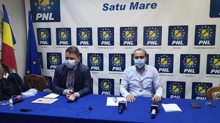 Adrian Albu: PNL Satu Mare nu va face nicio alianță cu PSD