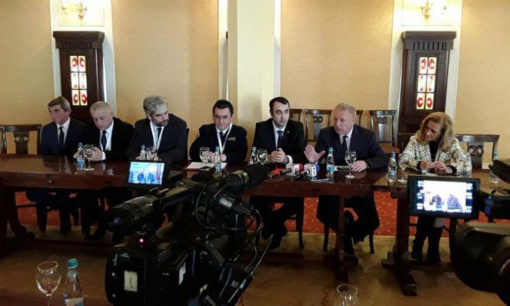 """Managerul SJU Satu Mare și inspectorul șef al ISU, prezenți la Conferința """"Medicina de Urgență Azi"""" de la Baia Mare"""