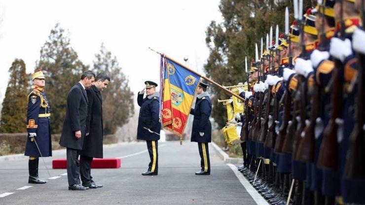 Gabriel Leș a preluat azi mandatul de ministru al apărării naționale
