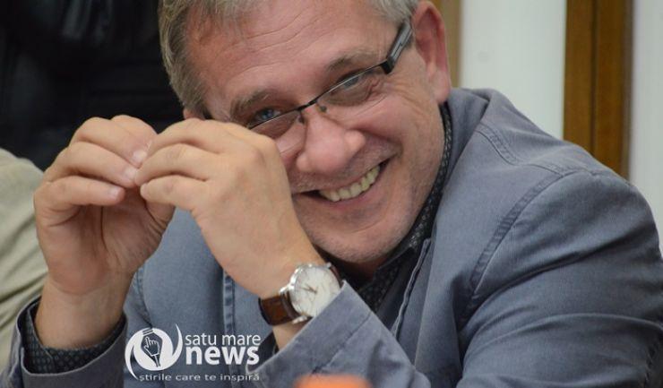 Kereskenyi îl propune în funcția de city-manager pe consilierul local Masculic Csaba