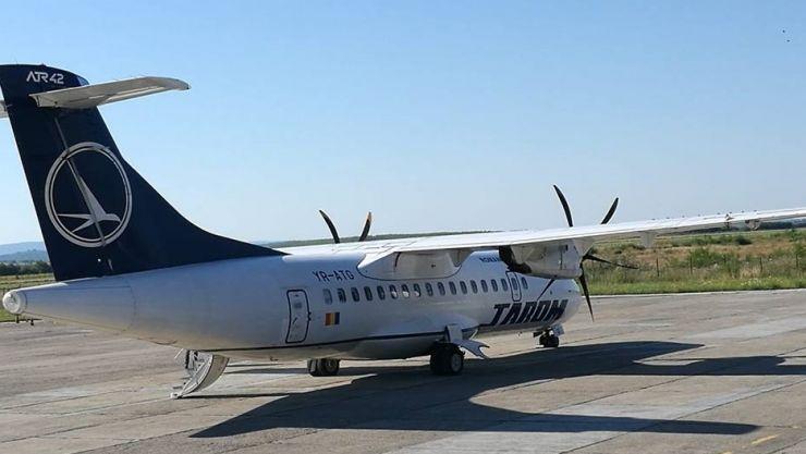Primul zbor spre Constanța de pe Aeroportul Satu Mare!