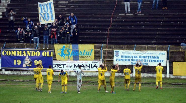 Liga 2 | Vasile Pop, omul meciului în victoria Olimpiei cu UTA Bătrâna Doamnă