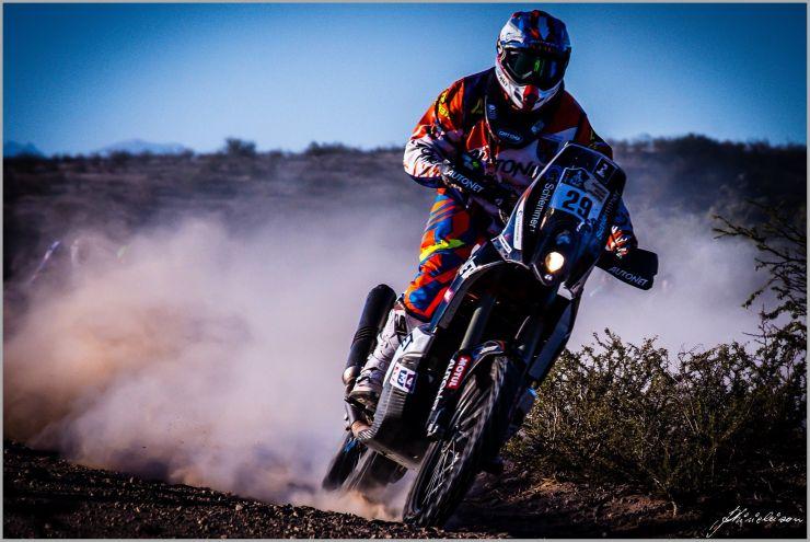 Dakar 2017 | Emanuel Gyenes, locul 20 în etapa a opta