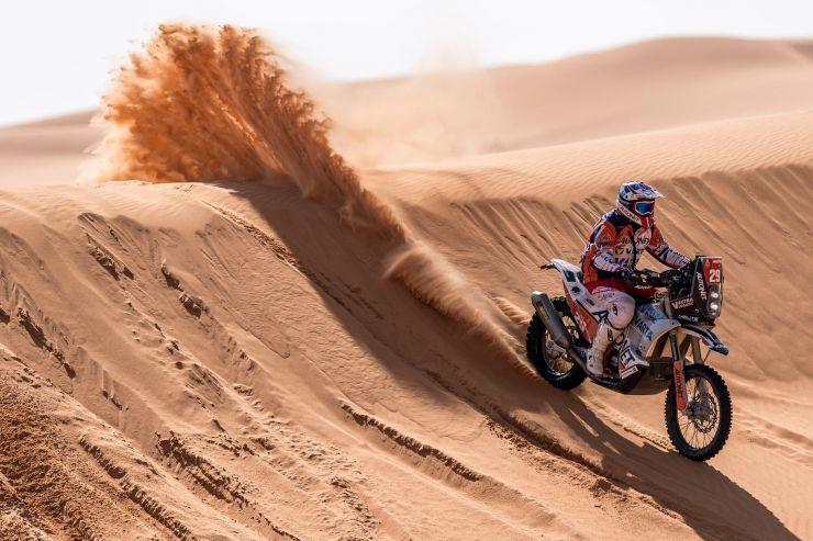Dakar 2021 | Emanuel Gyenes, locul 32 la general, după primele șase etape