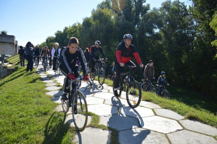 """PROGRAMUL manifestațiilor dedicate evenimentului ecologic """"16-22 septembrie, săptămâna mobilității europene"""""""